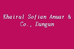 jobs in Khairul Sofian Anuar & Co